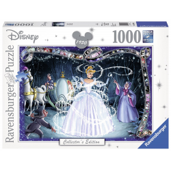 Ravensburger 1000 pc Puzzle Disney Collector's Edition - Cinderella