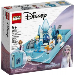 Lego Elsa and the Nokk Storybook Adventures