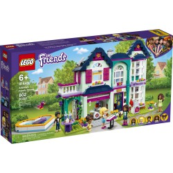 Lego Andrea's Family House