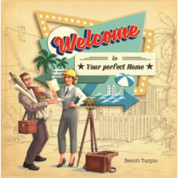 Welcome to your perfect Home- Board Game