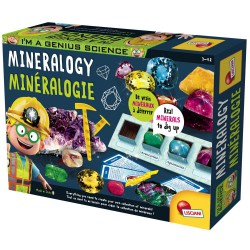I'm a Genius - Mineralogy Bilingual version