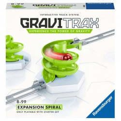 Ravensburger - Gravitrax Accessories - Add on Spiral