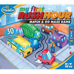 Ravensburger Think Fun Mon Premier Rush Hour (VF)