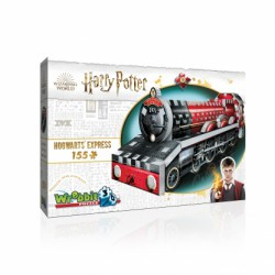 Wrebbit 3D Puzzle Harry Potter - Hogwarts Express 155...