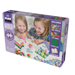 Plus Plus - Learn to Build - Pastel 400 pcs