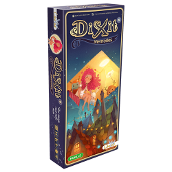 DIXIT 6 Extension Memories (FR)