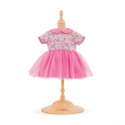 Corolle Dress - Pink Sweet Dreams for 14-inch Baby Doll