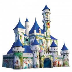 Ravensburger  216pc 3D Puzzle Disney Princesses Castle