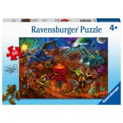 Ravensburger Puzzle 60 pcs Space Construction