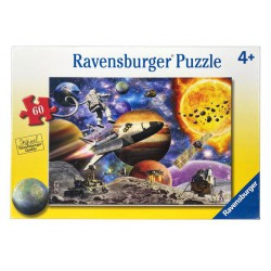Ravensburger Puzzle 60 pcs Explore Space Puzzle