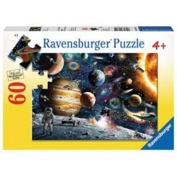 Ravensburger Puzzle 60 pcs Outer Space