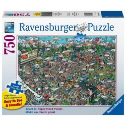 Ravensburger Puzzle Large 750 pcs Acts of Kindness