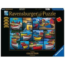 Ravensburger Puzzle 1000 pcs On the Water