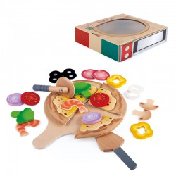 Hape Perfect Pizza Playset
