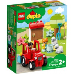 Lego Farm Tractor & Animal Care