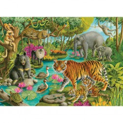 Ravensburger Puzzle 60 pcs Animals of India