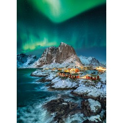 Clementoni Puzzle 1000 pc - Lofoten Islands