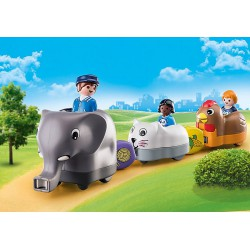 Playmobil Animal Train