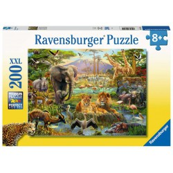 Ravensburger Puzzle 200 pc XXL Animals of the Savanna