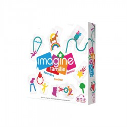 Asmodee - Imagine -Famille (VF)