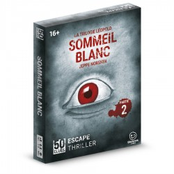 Asmodee 50 Clues - Sommeil blanc no 2 (VF)