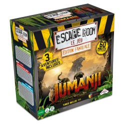 Escape Room Jumanji Le Jeu (FR)