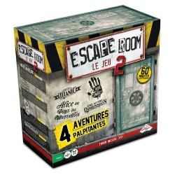 Escape Room coffret 2 (FR)