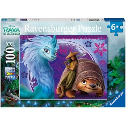 Ravensburger Puzzle 100 pc XXL Disney Raya and the Last...