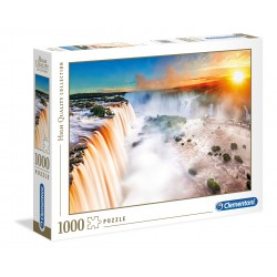 Clementoni Puzzle 1000 pc - Waterfall
