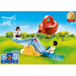 Playmobil Water Seesaw with Watering Can