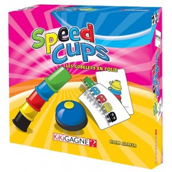 Speed cups: Les goblets en folie!