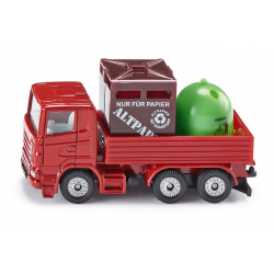 Siku Miniature Recycling Transporter