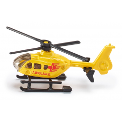 Siku Miniature Ambulance Helicopter