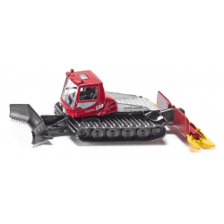 Siku Miniature Pistenbully Snow Plow