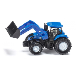 Siku Miniature New Holland Frontlader