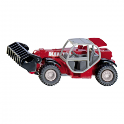 Siku Miniature Manitou Telescopic Loader