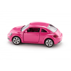 Siku Miniature VW the Beetle pink