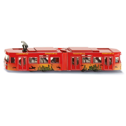 Siku Miniature Street Car Tram