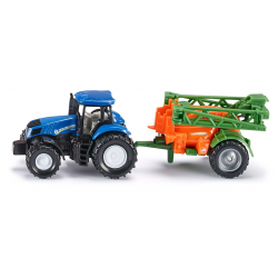 Siku Miniature Tractor with crop sprayer