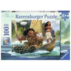 Ravensburger Puzzle 100 XXL pcs - World of Dinosaurs
