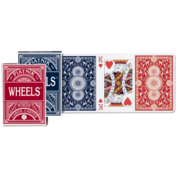 Playing Cards - Wheels - Poker size