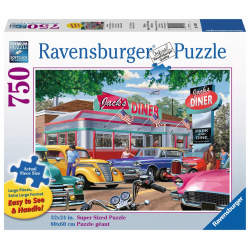 Ravensburger Puzzle 750 XXL PC Meet you at Jack's