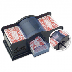 Manual Card Shuffler