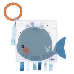 Kaloo Activity Book - The Sad Whale