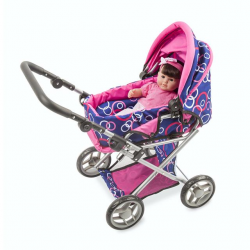 Playwell Triple Treat Stroller