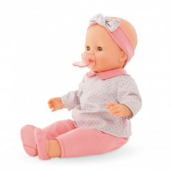 Corolle Potty and Baby Wipe for 12-inch baby doll