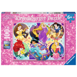 Ravensburger Puzzle 100 XXL PC - Disney Princess Collection