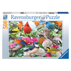 Ravensburger Puzzle 500 PC Garden Birds