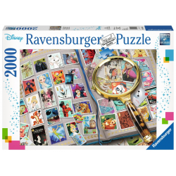Ravensburger Puzzle 2000 PC - My Favorite Stamps