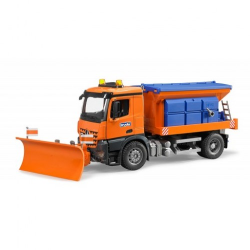 Bruder - MB Arocs winter service vehicle with with plough blade